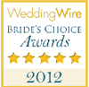 2012 Wedding Wire Bride's Choice