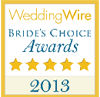 2013 Wedding Wire Bride's Choice