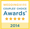 2014 Wedding Wire Bride's Choice