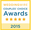 2015 Wedding Wire Bride's Choice