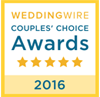 2016 Wedding Wire Bride's Choice
