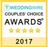 2017 Wedding Wire Bride's Choice